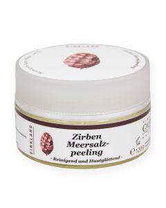 Zirben Meersalz Peeling 120g