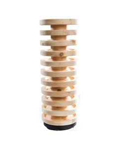 Zirbler da kloane Luftbefeuchter aus Zirbenholz