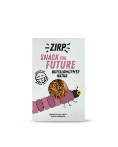 ZIRP Snack for Future Buffalowürmer 18g