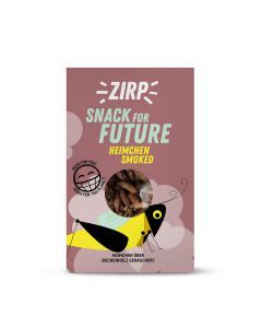 ZIRP Snack for Future Heimchen Smoked 18g