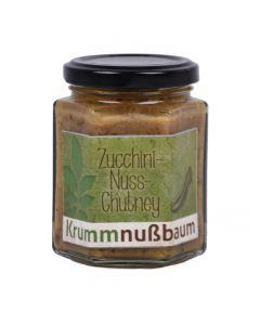 Zucchini Nuss Chutney 190ml