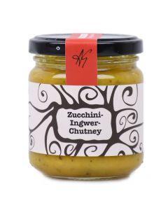 Zucchini Ingwer Chutney 212ml